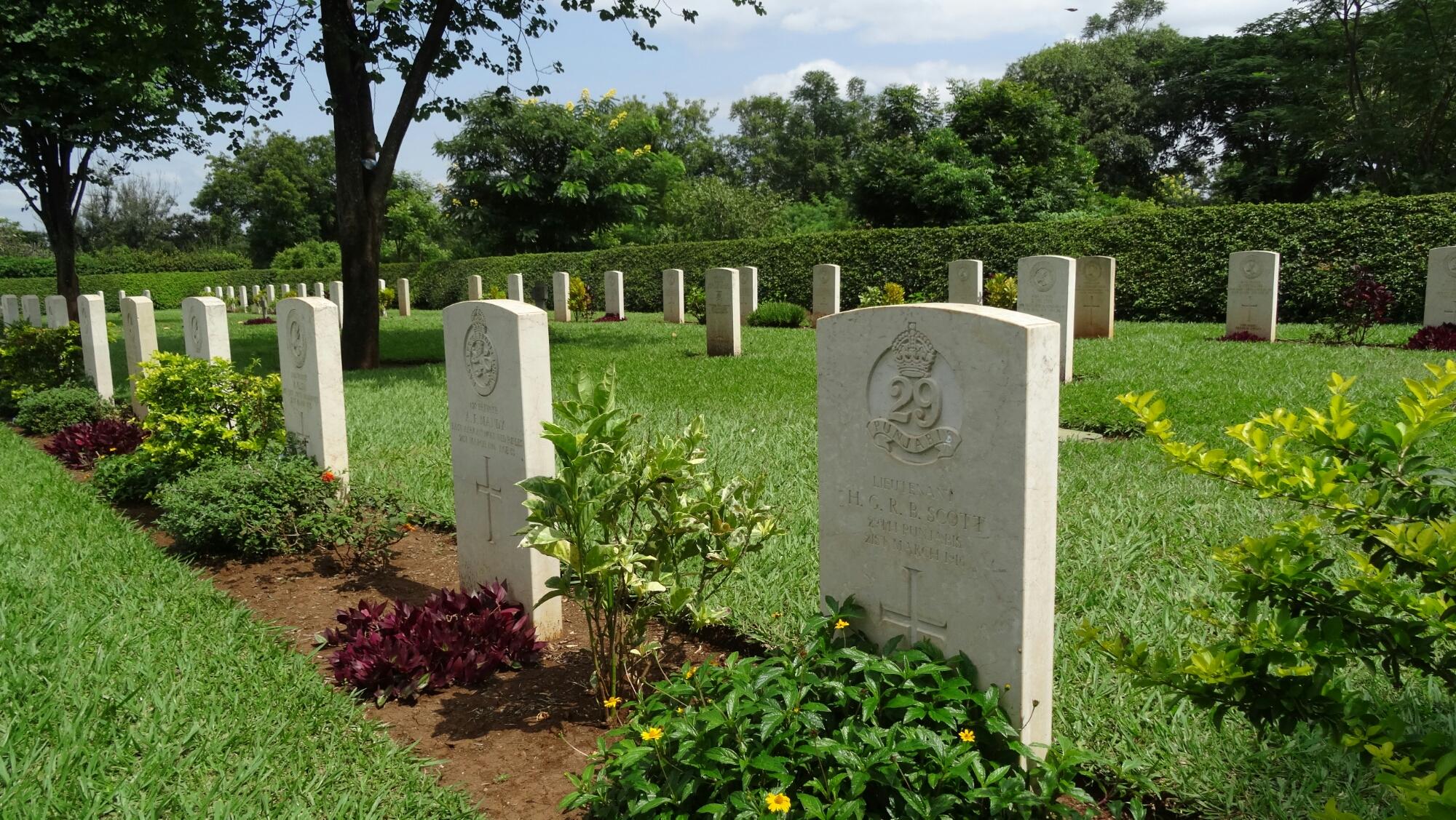 Moshi Cemetery